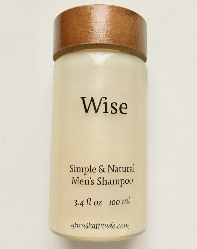 Wise Men's Care Birch Bark Daily Shampoo