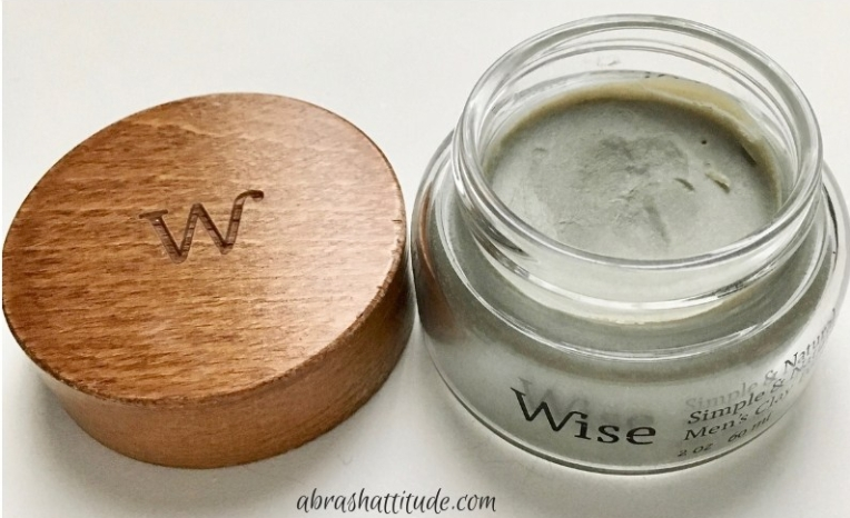 Wise Men's Care Glacier Clay Pomade