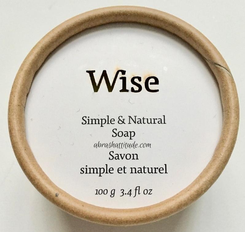 Wise Men's Care Sea Kelp Soap