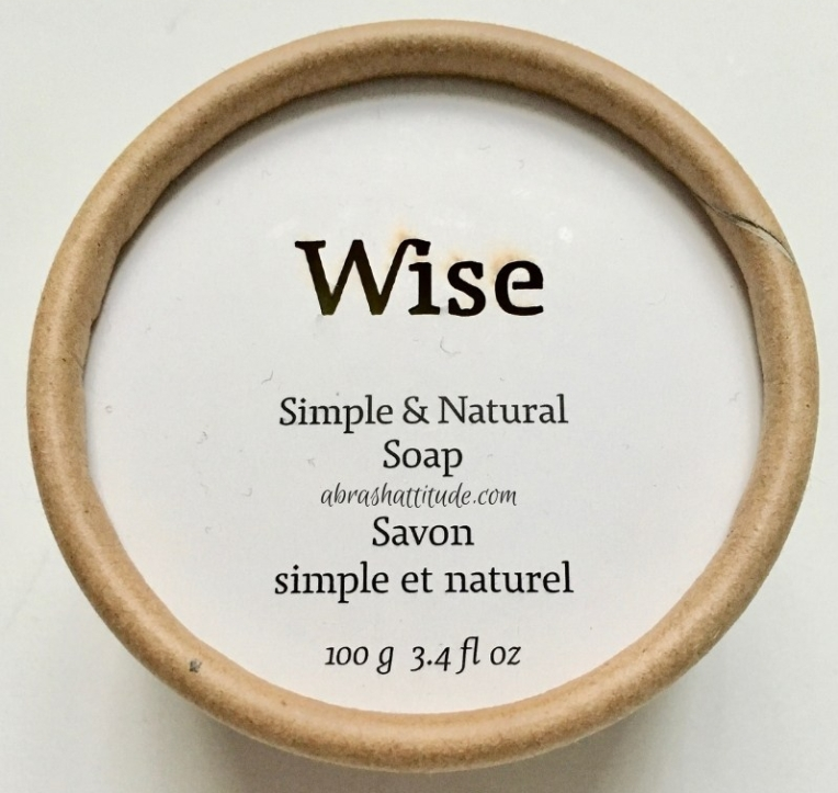 Wise Men's Care Sea Kelp Soap