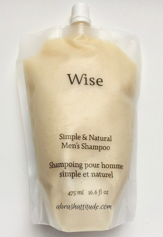 Wise Men's Care Birch Bark Daily Shampoo