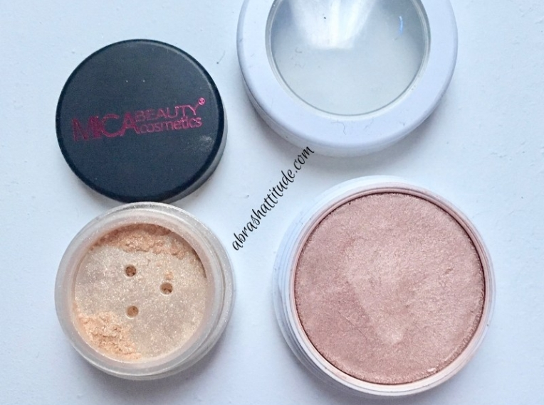 Highlighter Stash - Mica Beauty, ColourPop