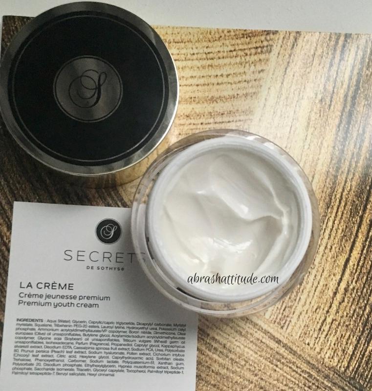 Les Secrets de Sothys / Sothys Secrets - La Crème