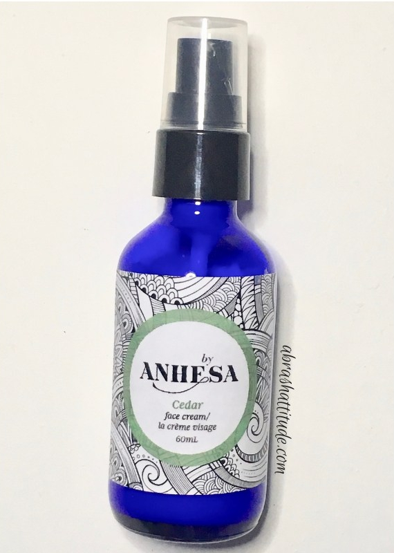 By Anhesa Cedar Face Cream