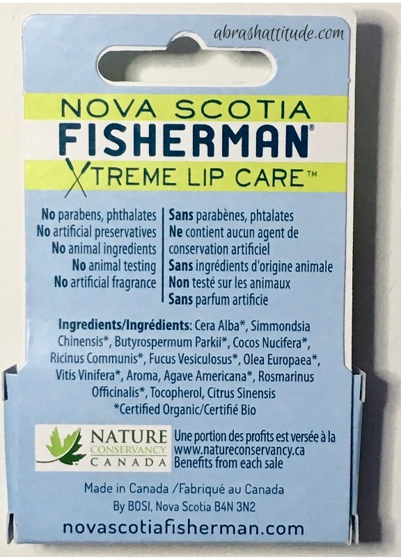 Nova Scotia Fisherman Extreme Lip Care - Sea Kelp
