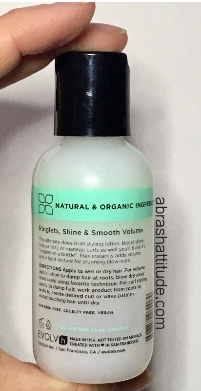 Evolvh Ultimate Styling Lotion