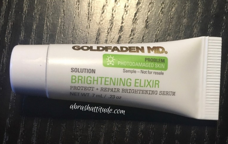 Goldfaden MD Brightening Elixir