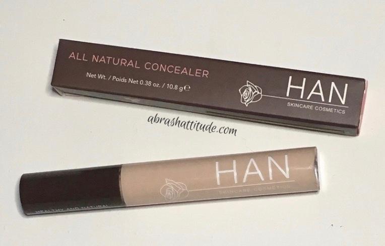 Han Skincare All Natural Concealer - Fair