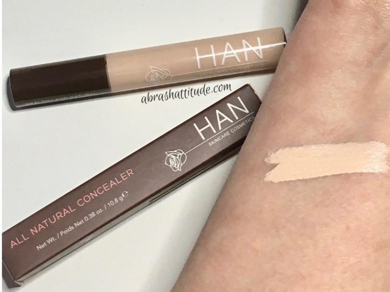 Han Skincare All Natural Concealer - Fair
