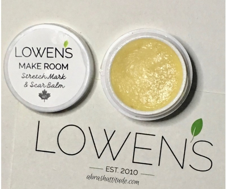 Lowen's Natural Skincare Make Room