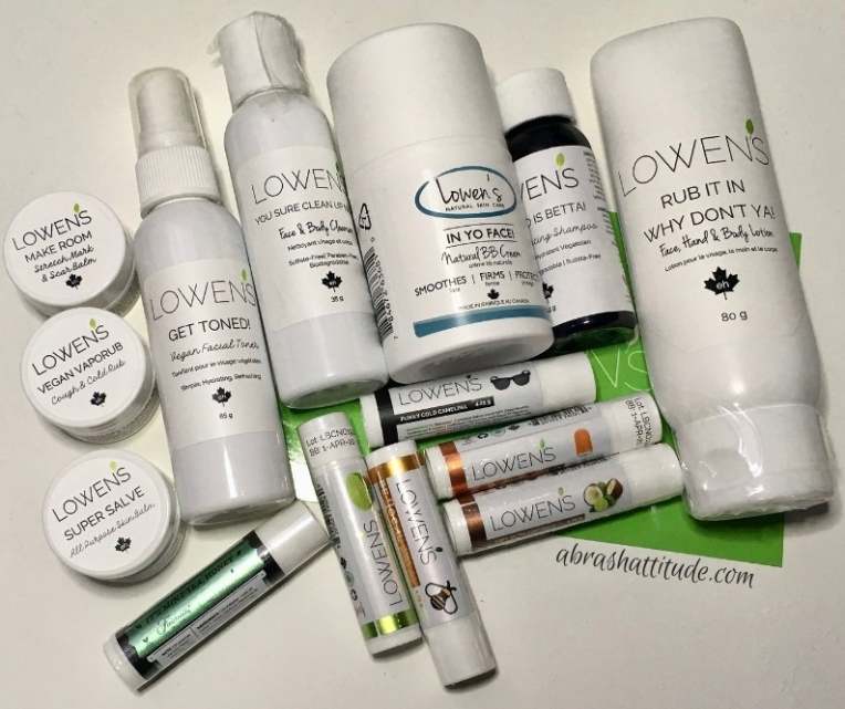 Lowen's Natural Skincare