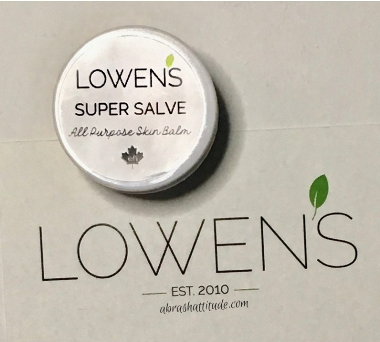 Lowen's Natural Skincare Super Salve