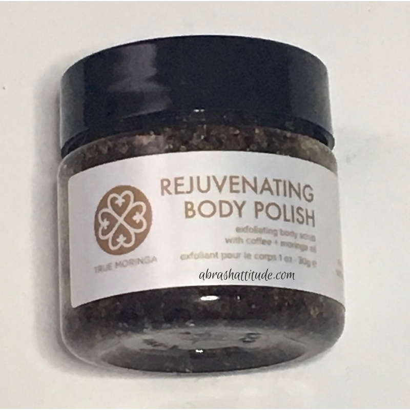 True Moringa Rejuvenating Body Polish