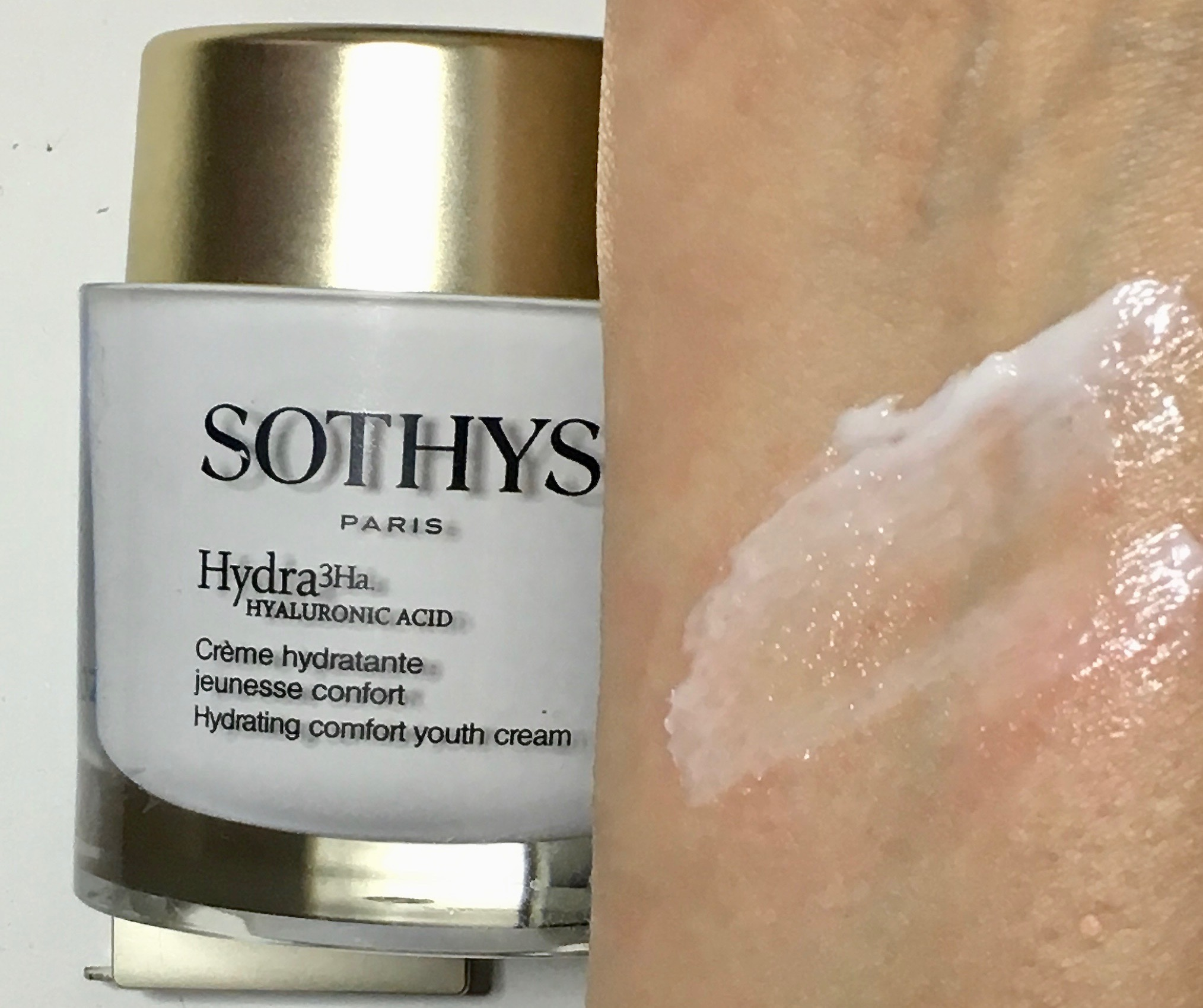 Sothys Hydra3HA Discovery Kit - Hydrating Comfort Youth Cream