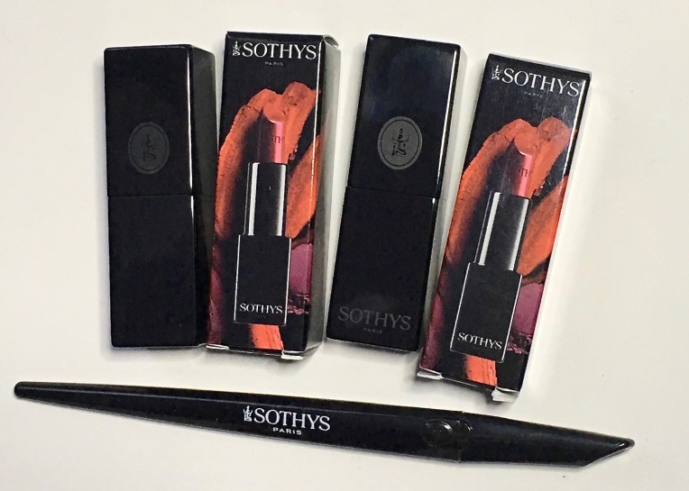 Sothys Fall Winter Makeup Collection