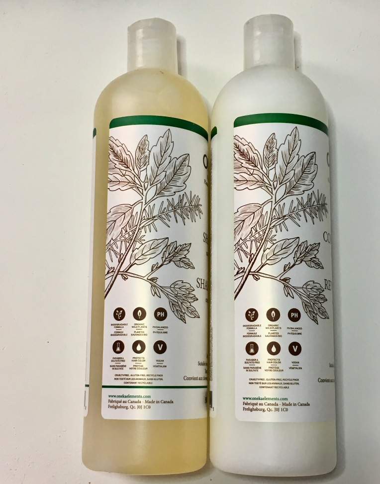 Oneka Cedar & Sage Shampoo & Conditioner