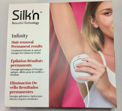 Silk'n Infinity Hair Removal Device