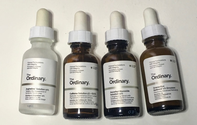 The Ordinary Serums - Project Pan
