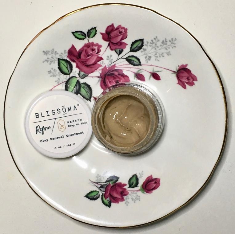 Blissoma Refine Clay Renewal Treatment