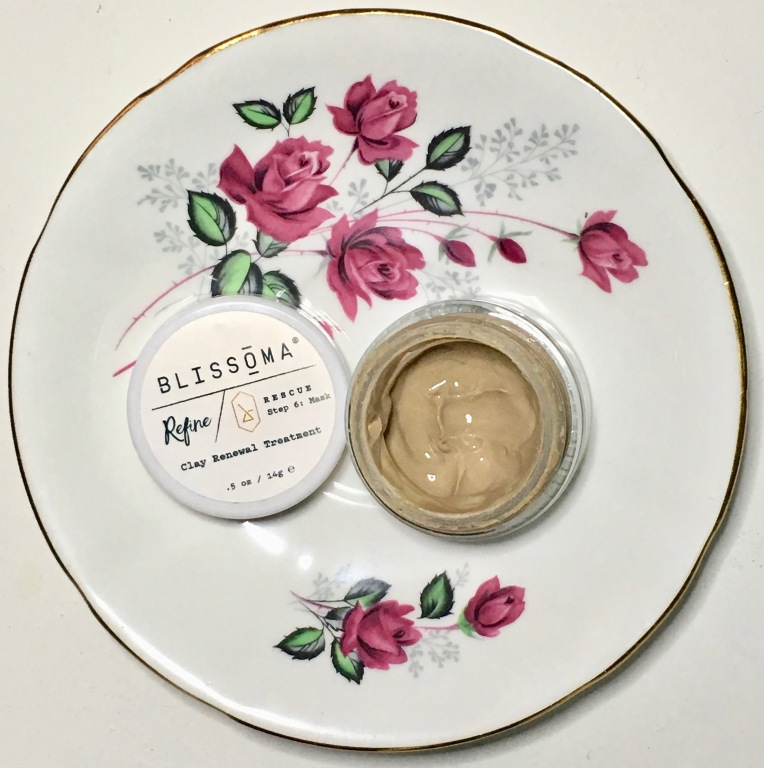 Blissoma Refine Clay Renewal Treatment