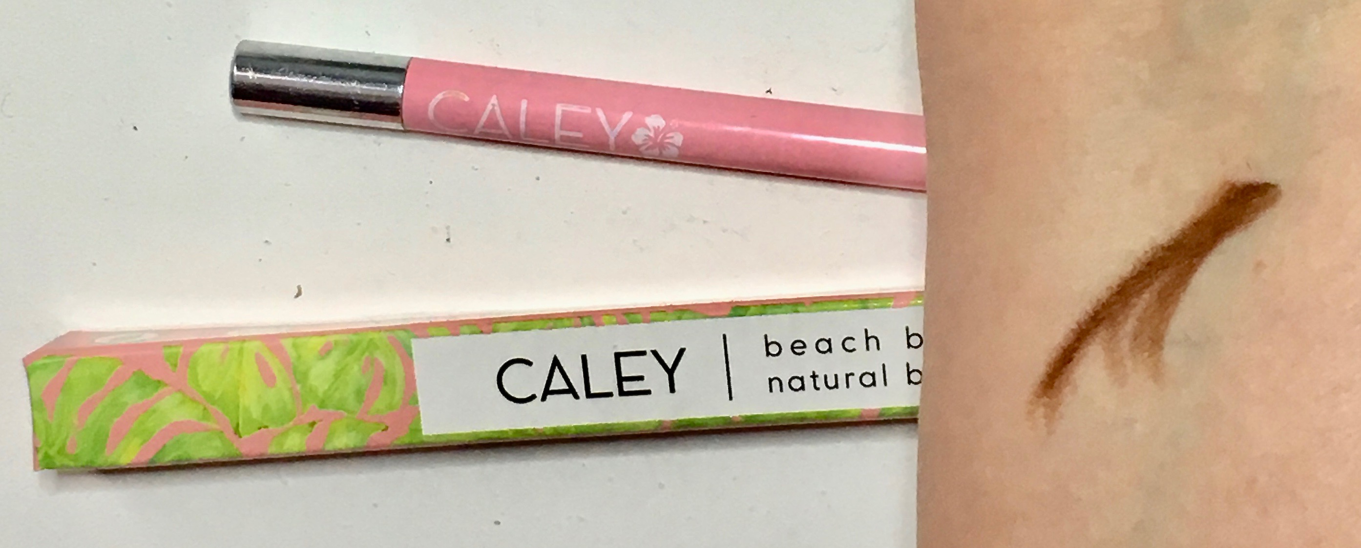 Caley Cosmetics Beach Babe Natural Brows - Brunette