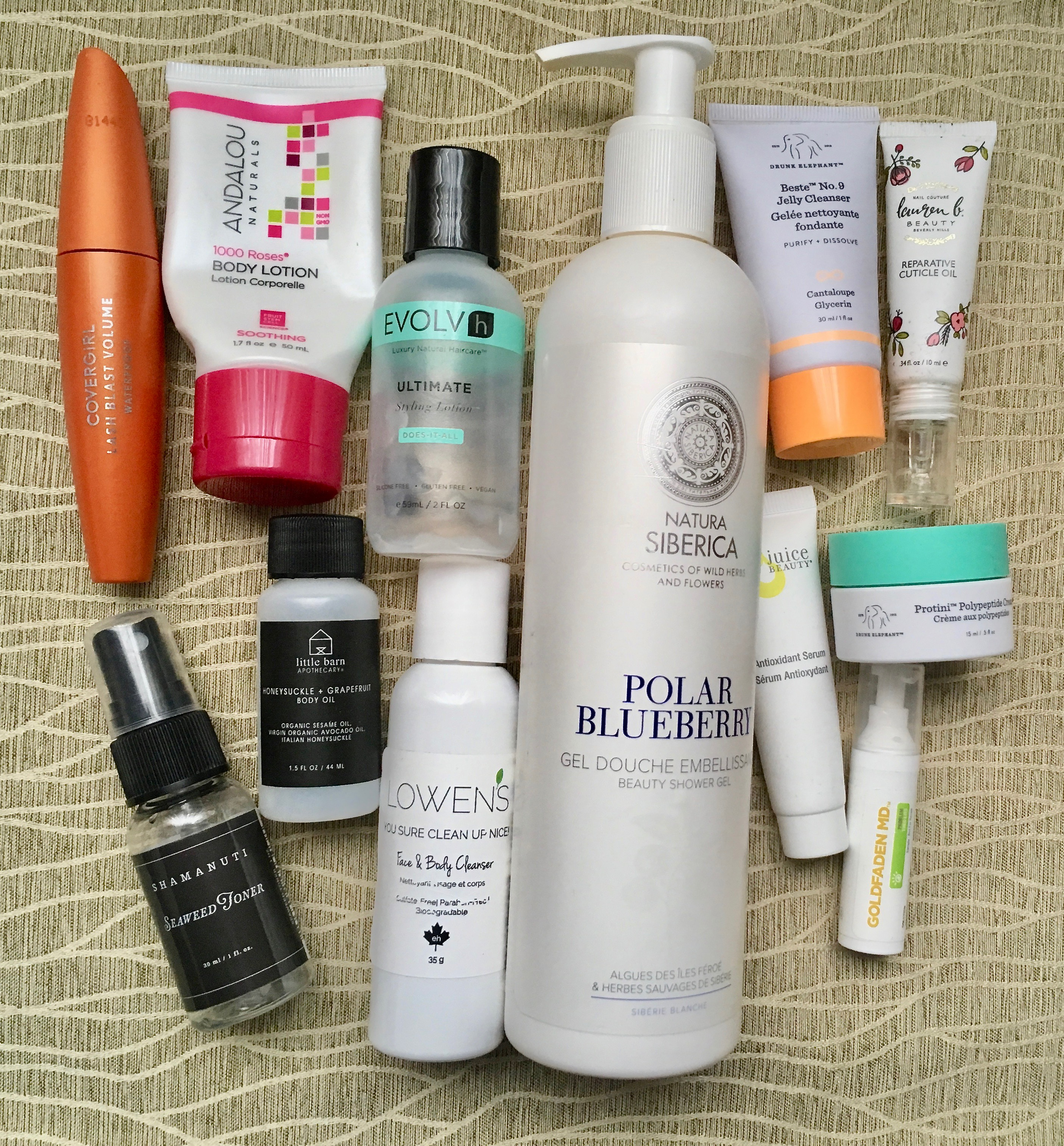 Empties May 2019 / Makeup Declutter