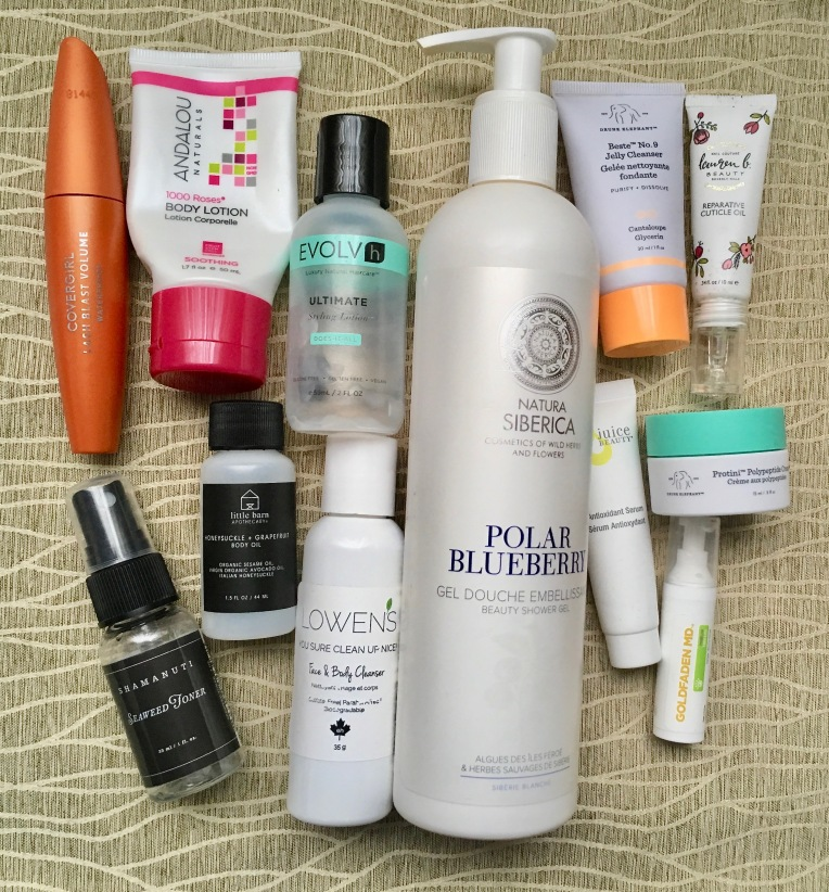 Empties May 2019 / Makeup Declutter