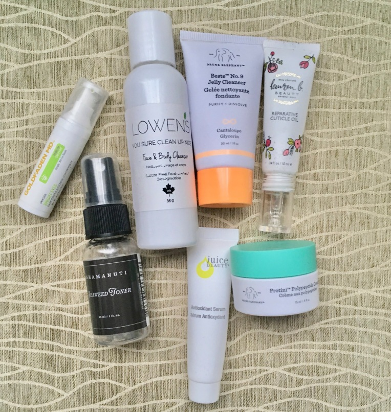 Empties May 2019