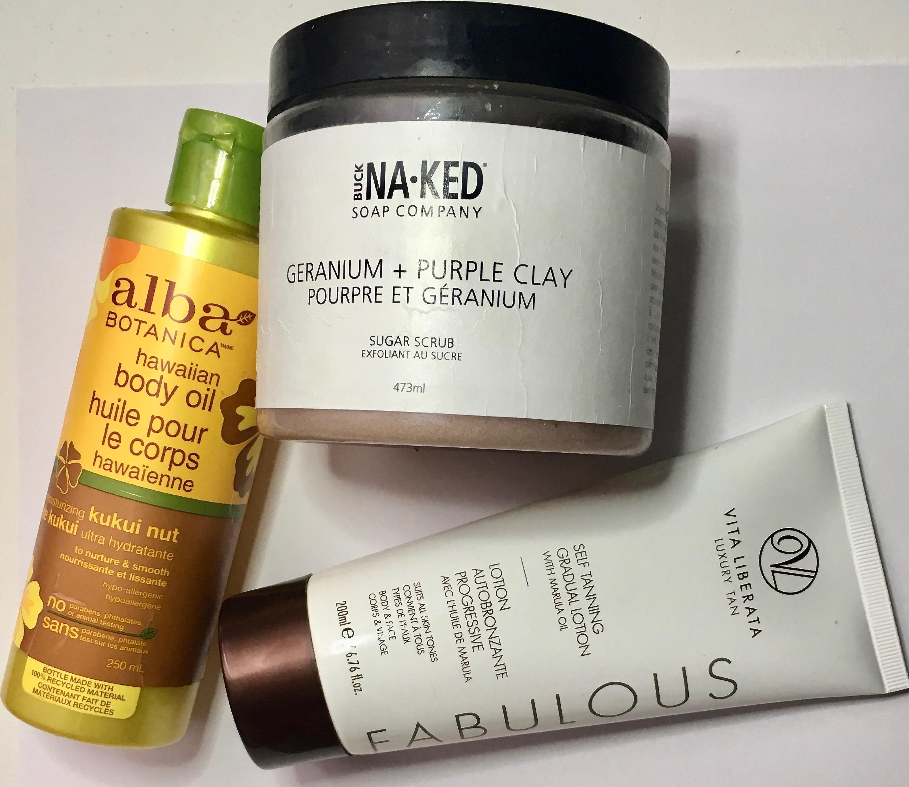 Summer Body Care Essentials