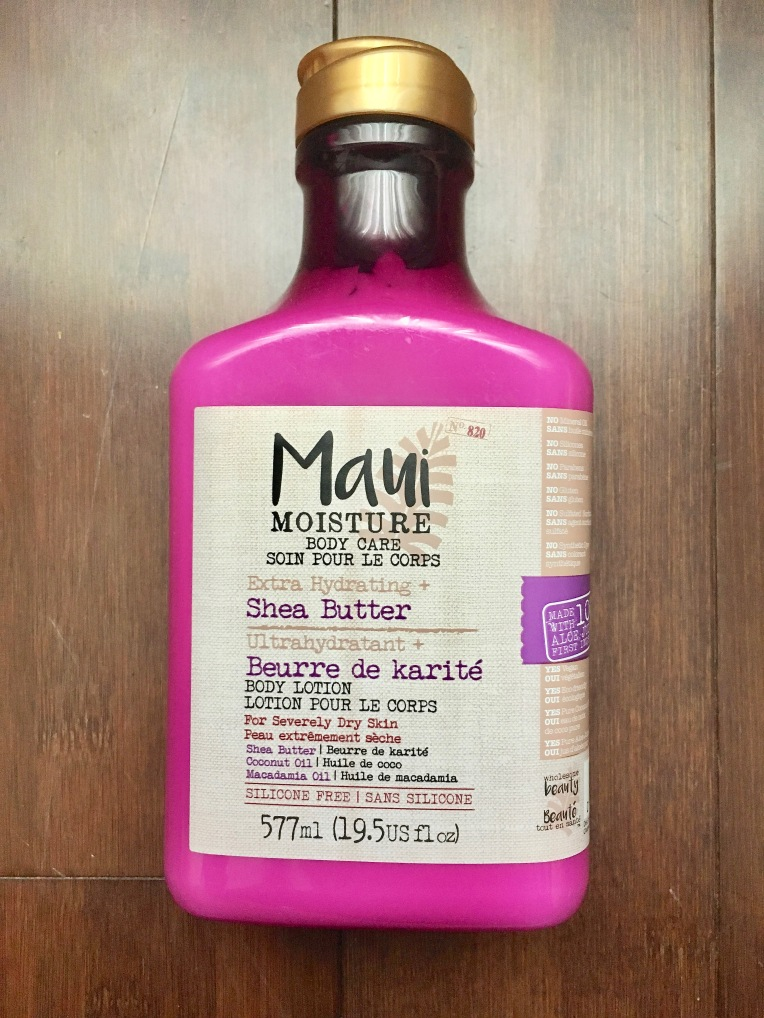 Maui Moisture Body Care - Extra Hydrating + Shea Butter Body Lotion
