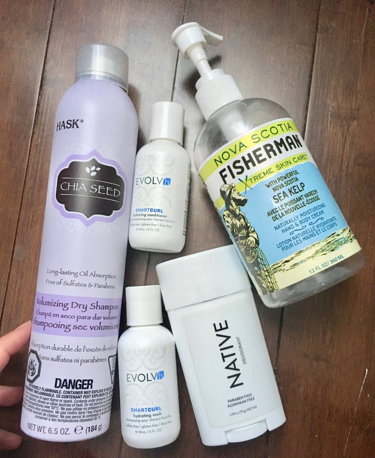 Empties June 2019 - Hask, EVOLVh, Nova Scotia Fisherman and Native