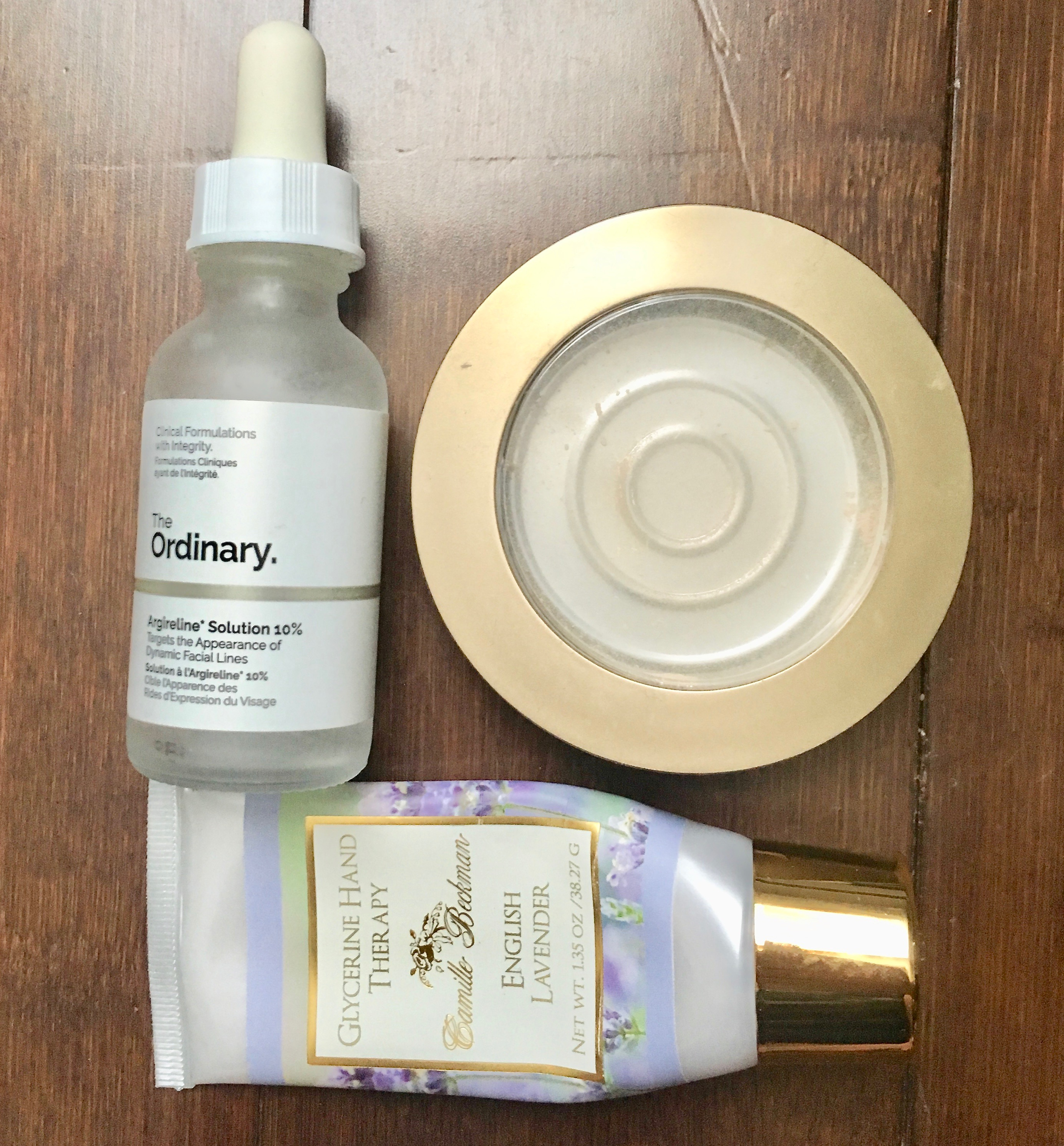 Empties June 2019 - The Ordinary, Milani