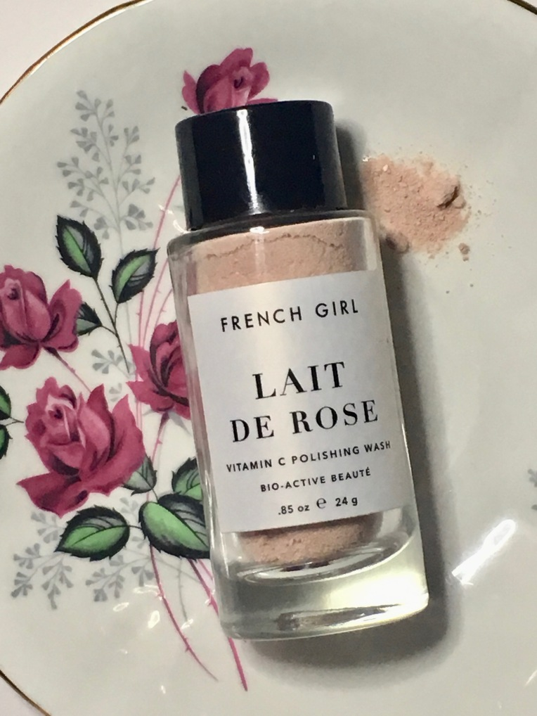 French Girl Organics Lait de Rose