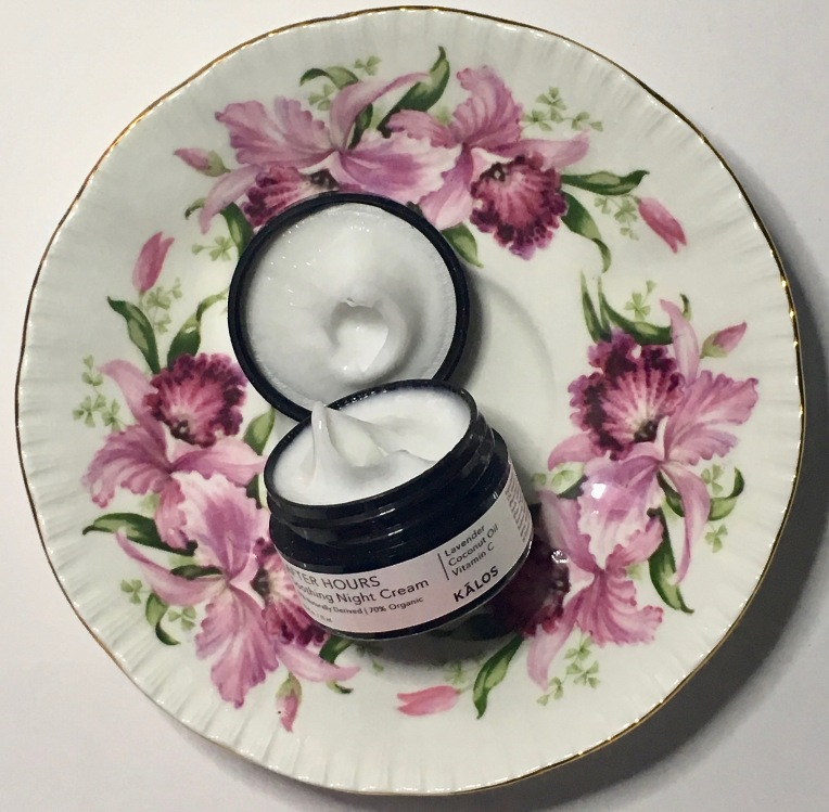 Kalos After Hours Soothing Night Cream
