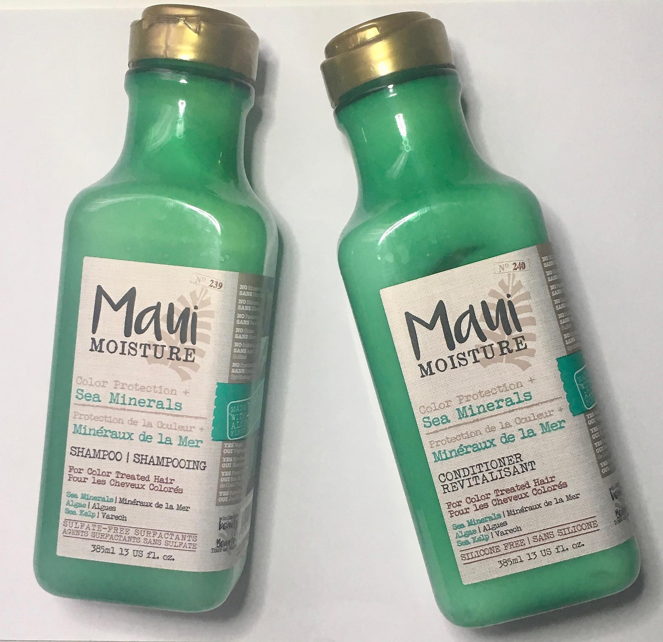 MauiMoisture SeaMinerals
