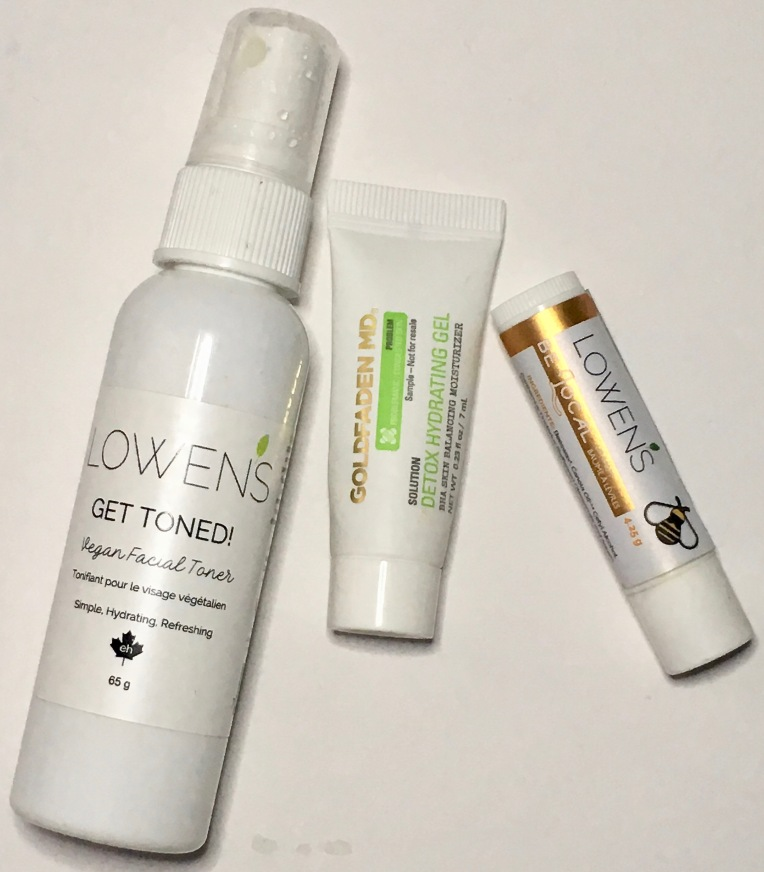Empties August 2019 - Skincare - Lowen's, Goldfaden MD