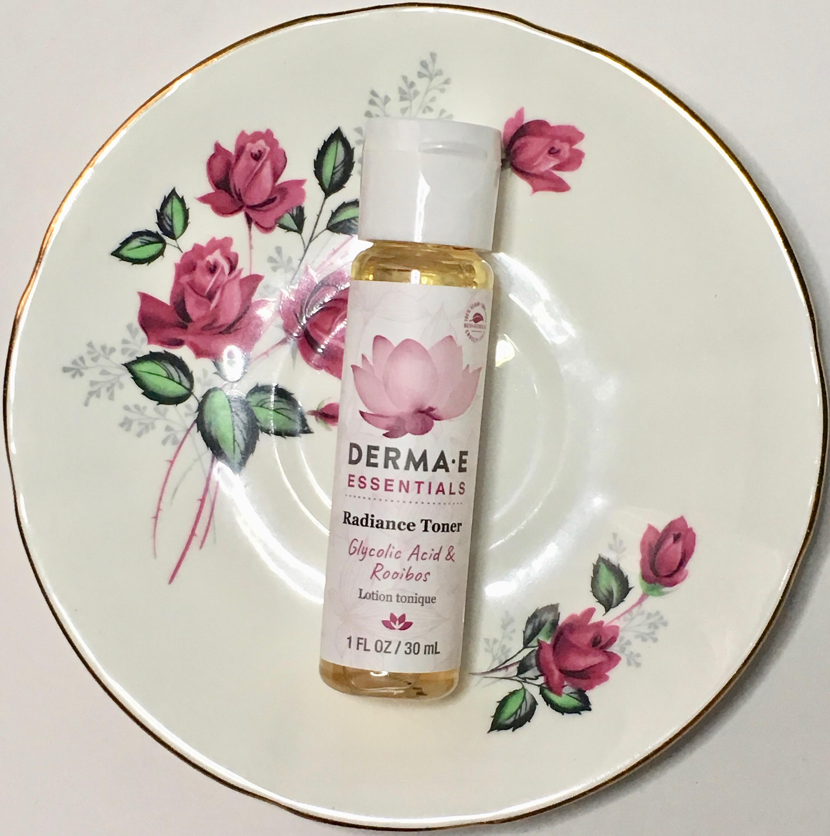 Derma E Essentials Radiance Toner