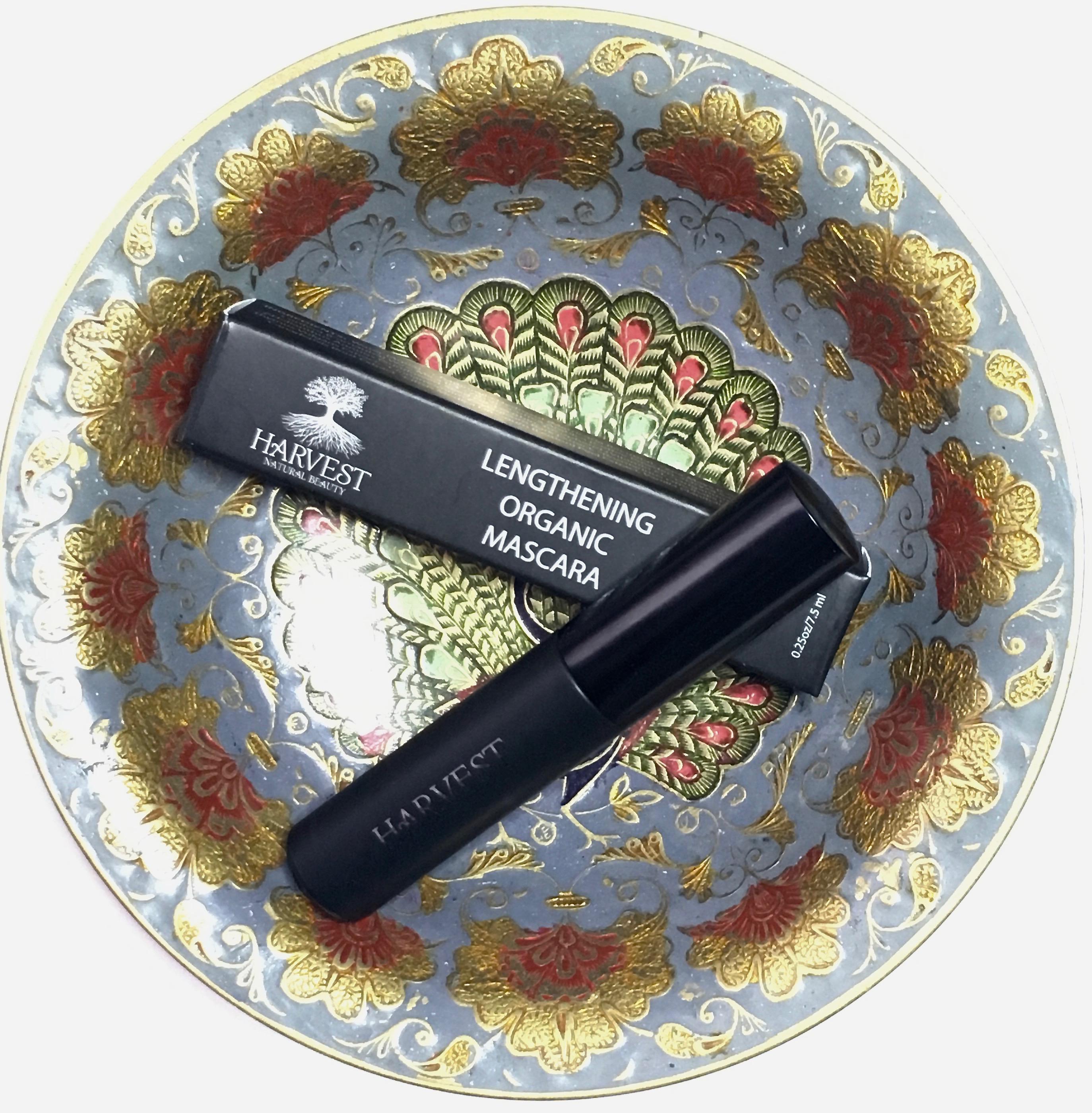 Harvest Natural Beauty Lengthening Organic Mascara