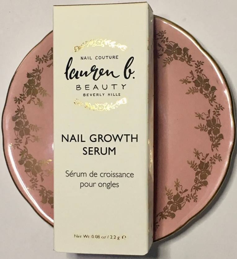 Lauren B. Beauty Nail Growth Serum