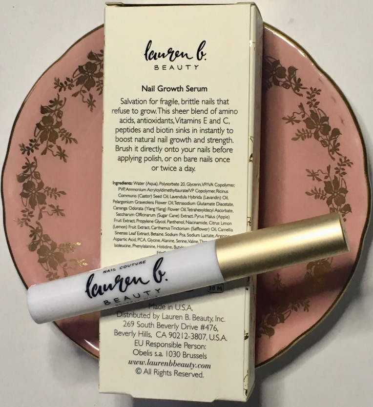 Lauren B. Beauty Nail Growth Serum