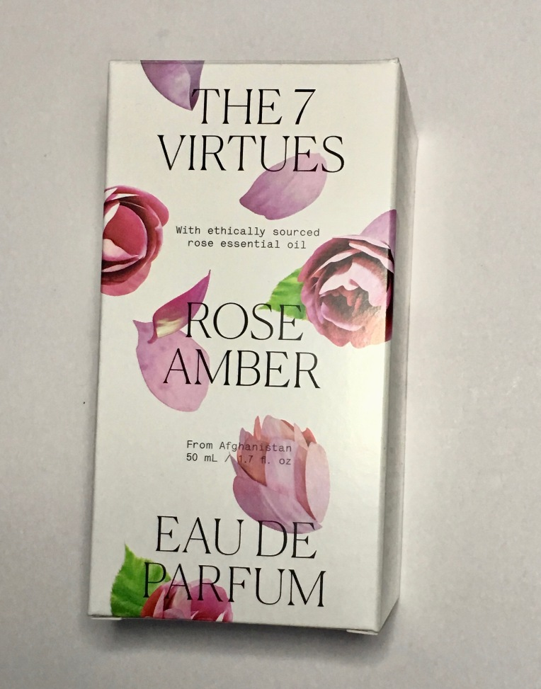 The 7 Virtues Rose Amber Eau de Parfum
