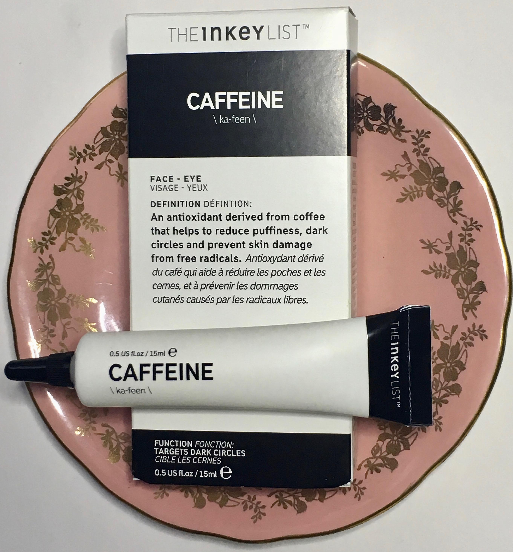 The Inkey List Caffeine Eye Serum