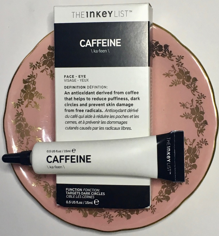 The Inkey List Caffeine Eye Serum