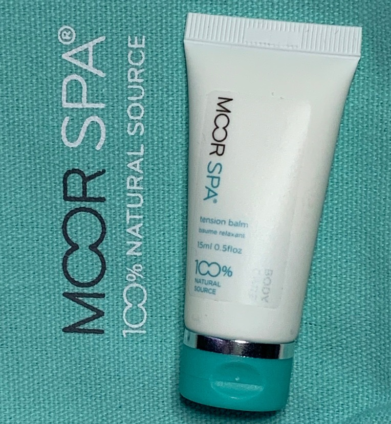 Moor Spa Tension Balm