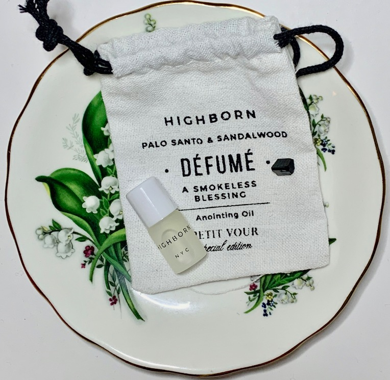 Highborn Défumé Annointing Oil