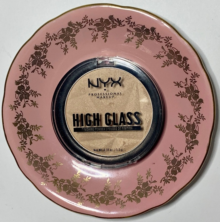 Nyx High Glass Finishing Powder