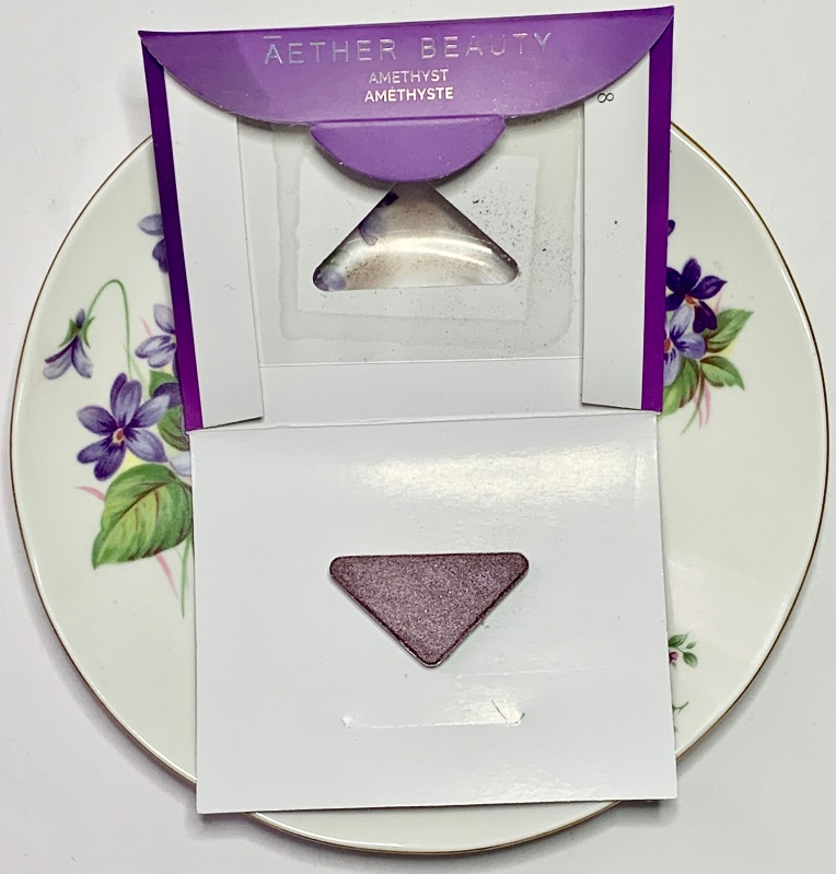 Aether Beauty Amethyst Single Shadow