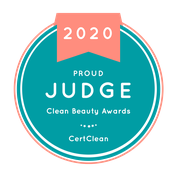 CertClean Clean Beauty Awards