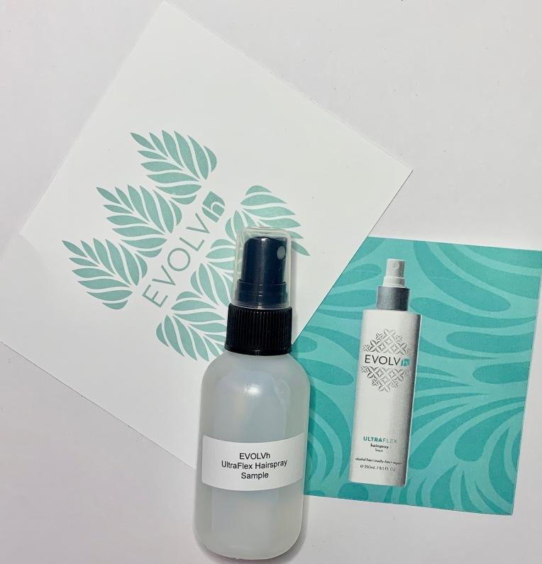 Evolvh UltraFlex Hairspray