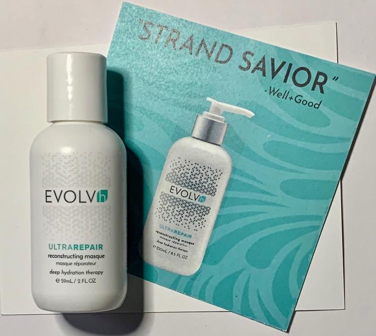 EVOLVh UltraRepair Reconstructing Hair Masque